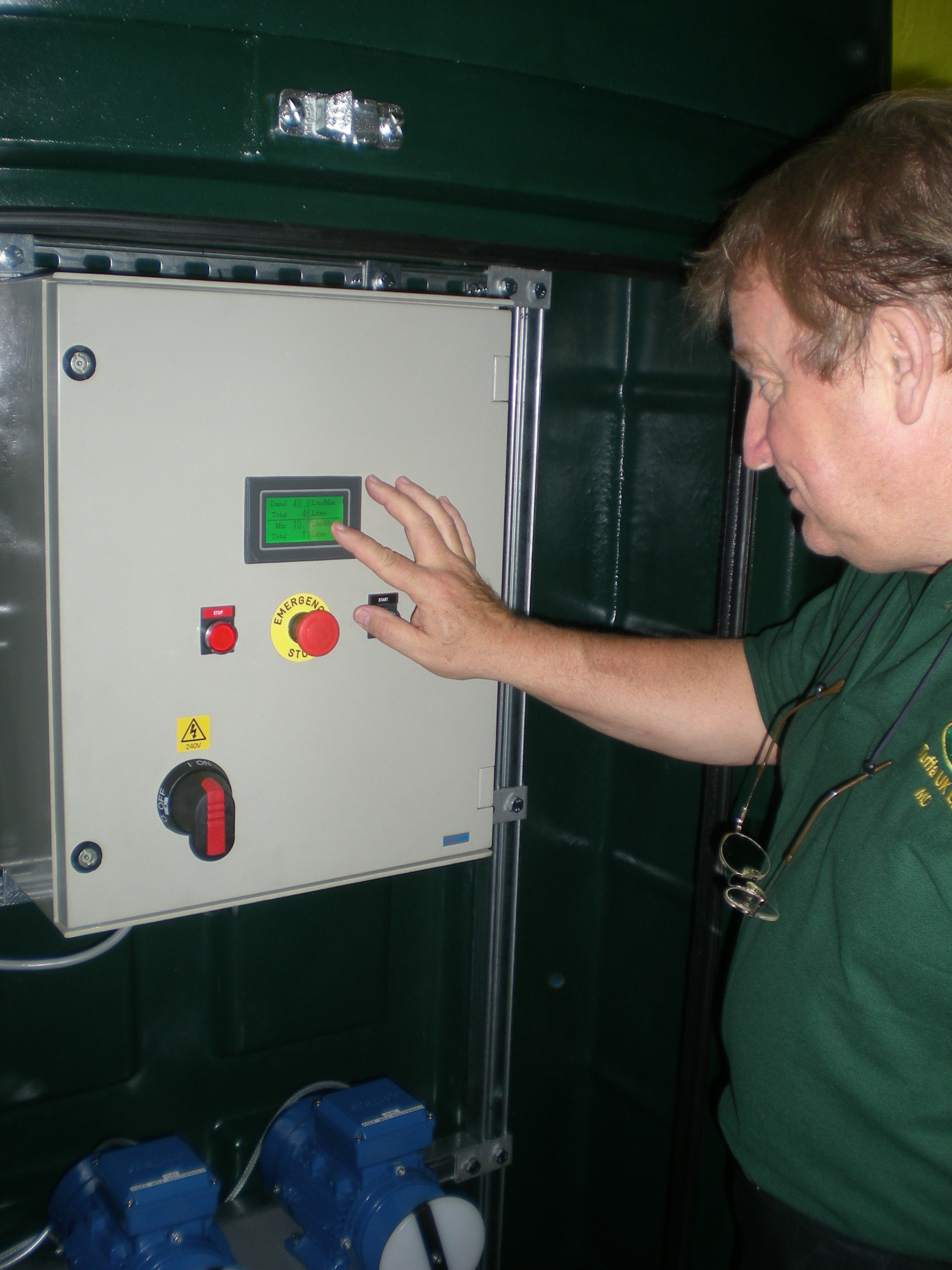 Biodiesel Mixing Systems offered by Tuffa Tanks