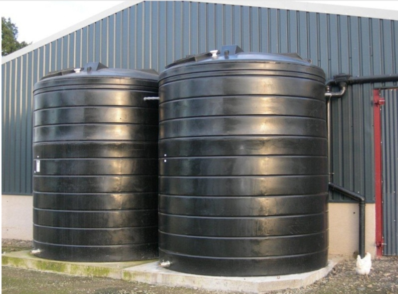 Tuffa Commercial Water Storage Tanks