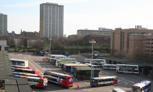 Glasgow's Buchanan Bus Station saw thousands of passengers transferring them to and from the various venues of the recent Games