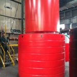 6000VB Chemical Tanks - Steel Inner