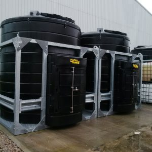 De-Icer Storage Tanks