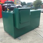5000 litre Fire Protected Diesel Tank