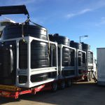 Airport Deicer Tanks