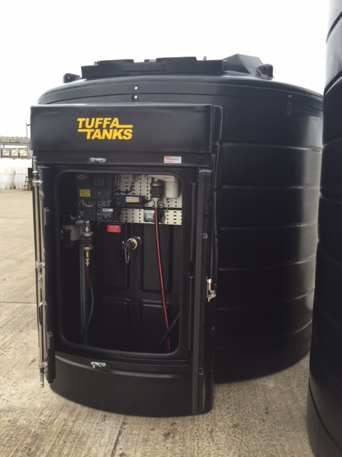 Tuffa 10000VB with debunkering system