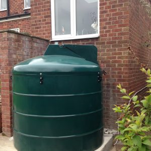 1400VBFP30 TUFFA FIRE PROTECTED OIL TANK