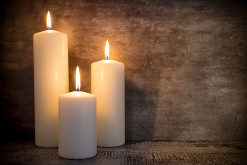 oil-candle