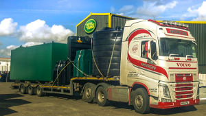 Tuffa Tanks can provide a delivery and installation service where required