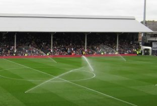 Sports Venue Irrigation System
