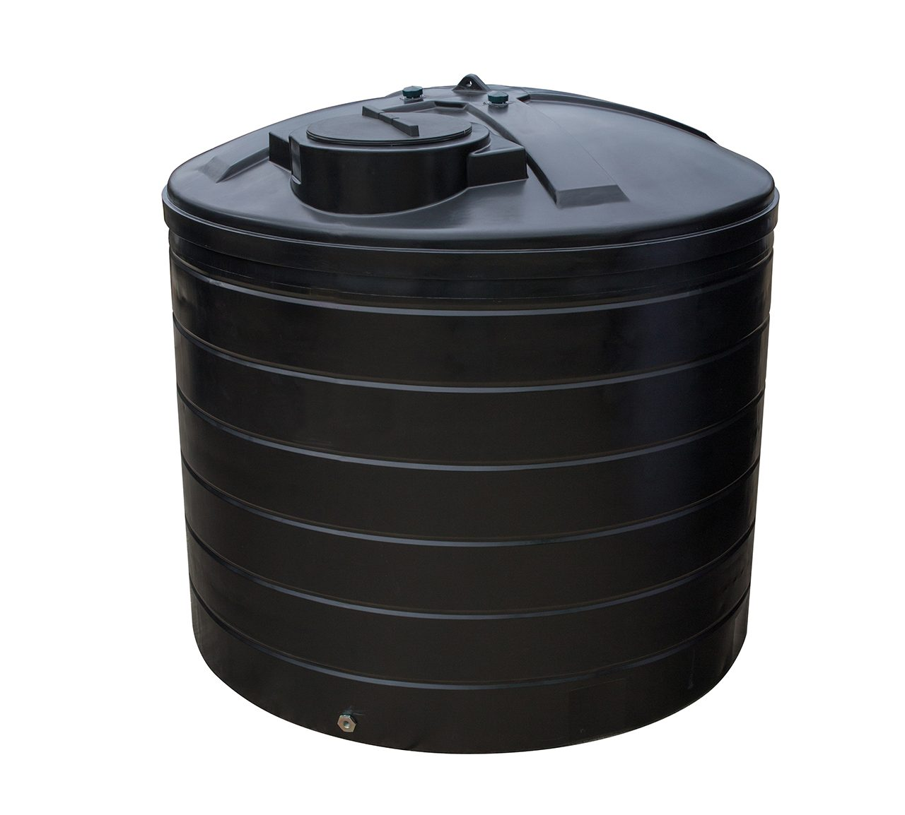 Tuffa 10000 litre single skin heating oil tank