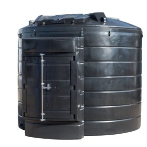 10000VB Tuffa 10000 litre bunded waste oil tank