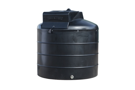 Tuffa 1400 litre bunded heating oil tank