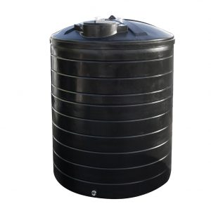 Tuffa 15000 litre single skin heating oil tank