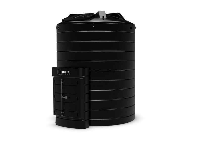Bunded chemical tank