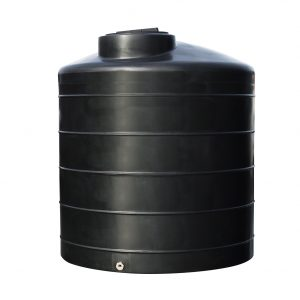 Tuffa 6000 litre single skin heating oil tank