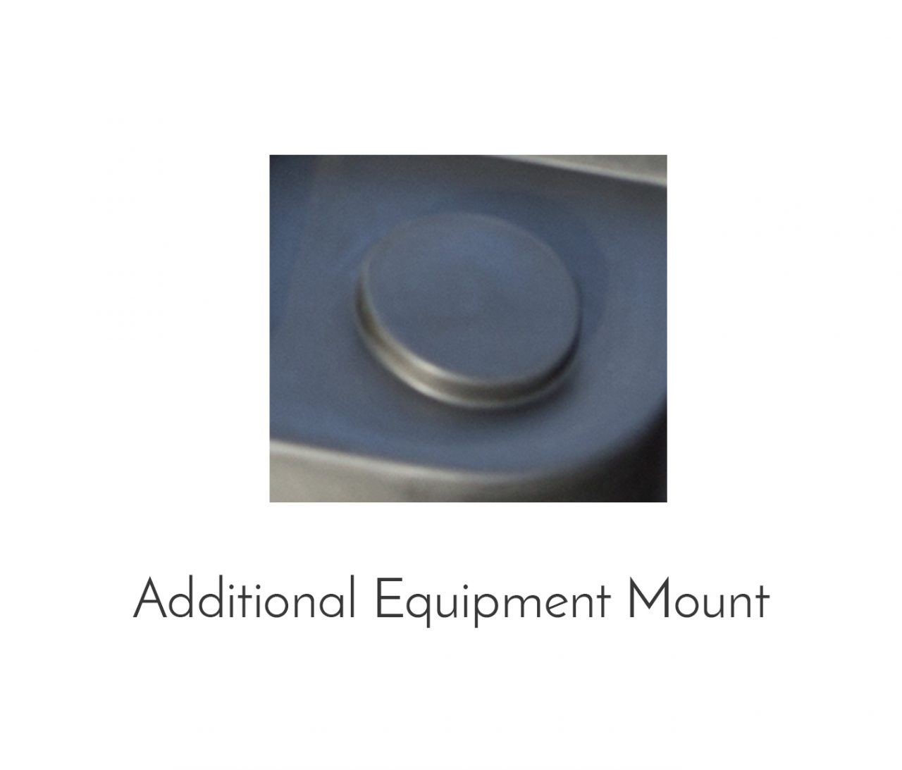 Effluent Tank Additional Equipment Mount