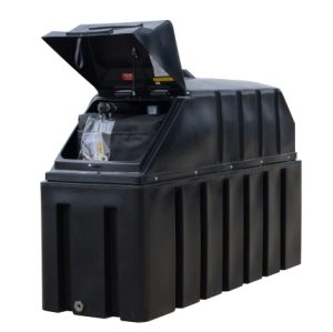 Tuffa 1350 litre fire protected oil tank