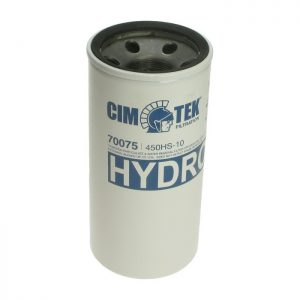 High Flow Water & Particle Filter Element - 10 Micron