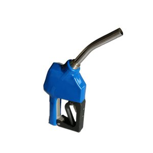 Adblue automatic shut off nozzle
