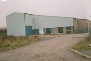 The premises as it was in December 1992