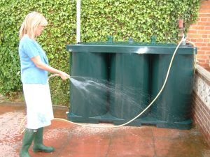 Rainwater Harvesting can supplement your mains water supply