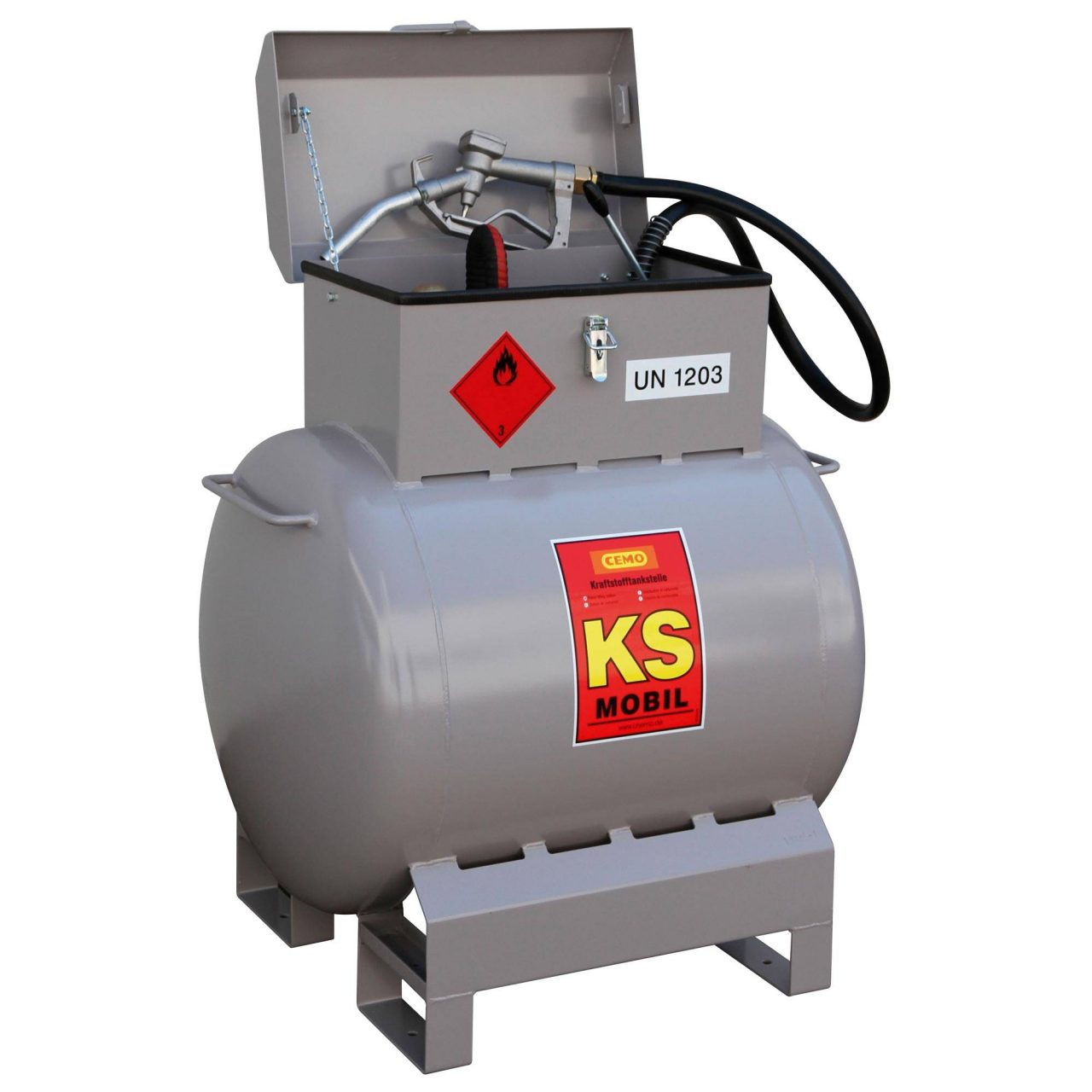 KS-mobile 200 litre