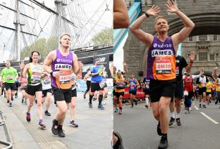 Tuffa Tanks James London Marathon