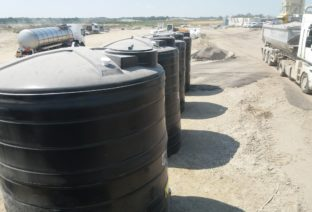 Fire Fighting Water Storage Tanks